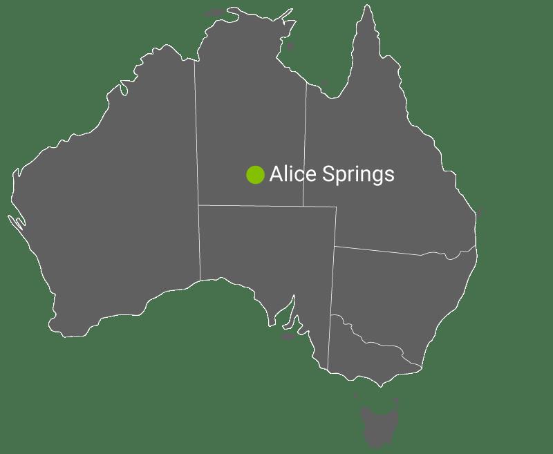 Kart Alice Springs