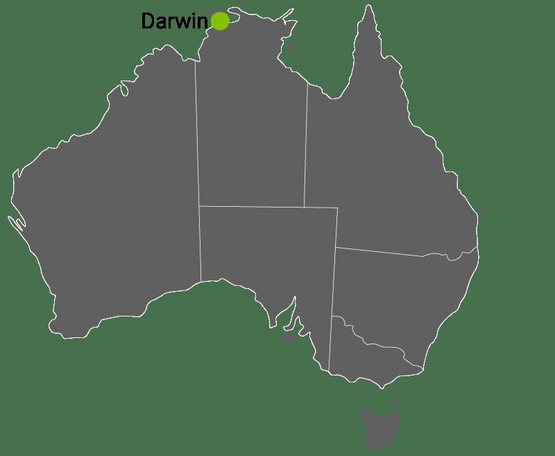 Kart Darwin