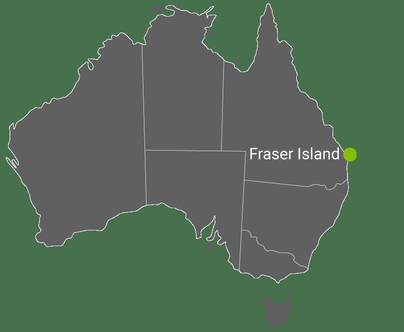 Kart Fraser Island