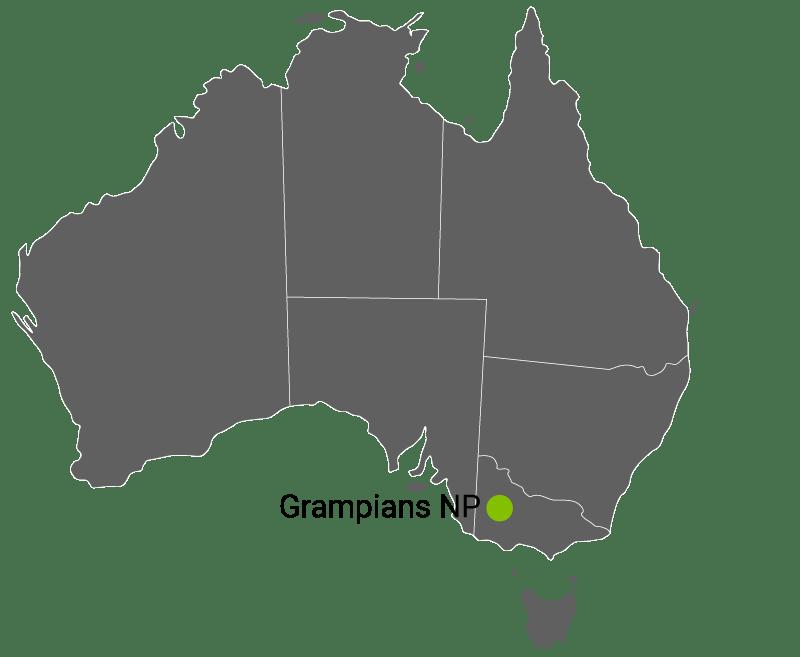 Kart Grampians National Park
