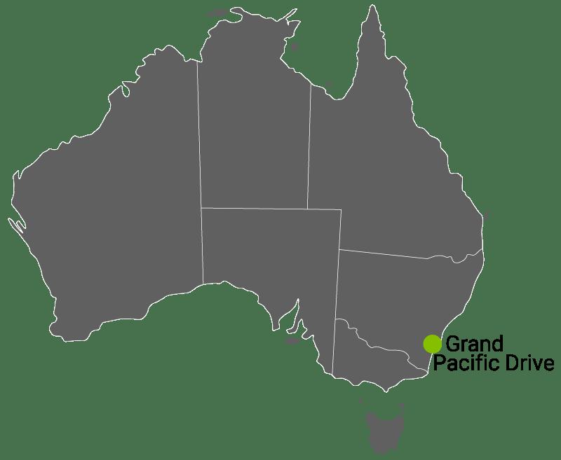 Kart Grand Pacific Drive