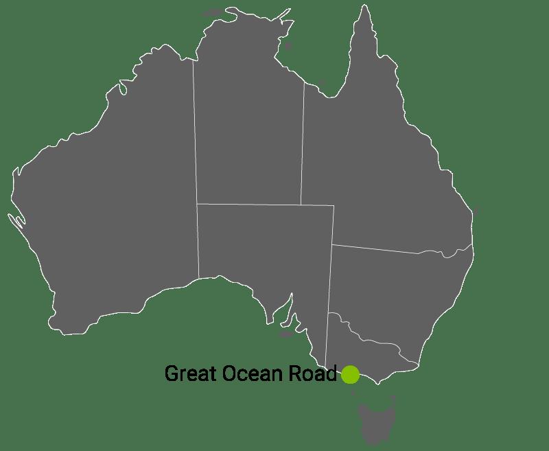 Kart Great Ocean Road