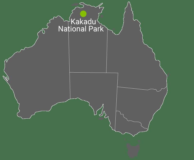 Kart Kakadu National Park