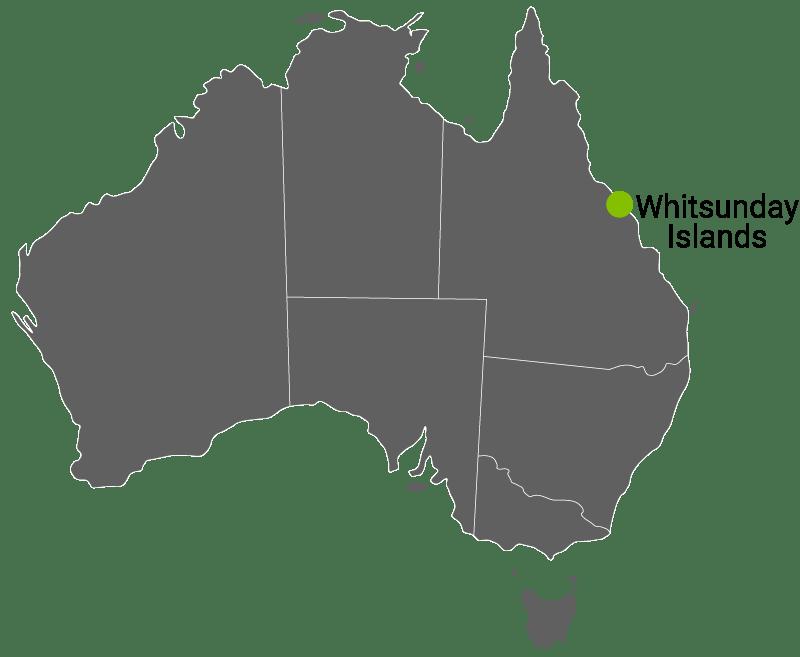 Kart Whitsunday Islands