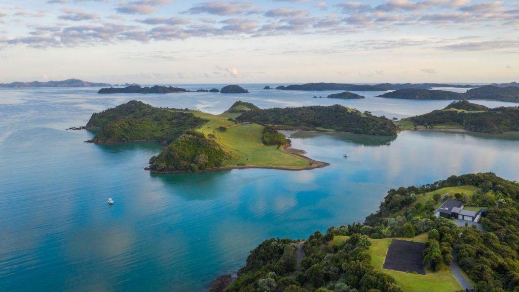 Bay of Islands.