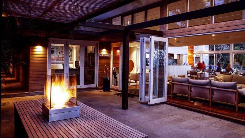 Capella Lodge.