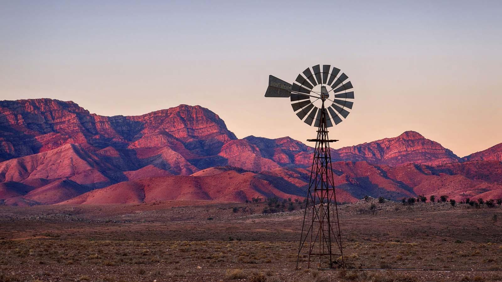 Flinders Ranges.
