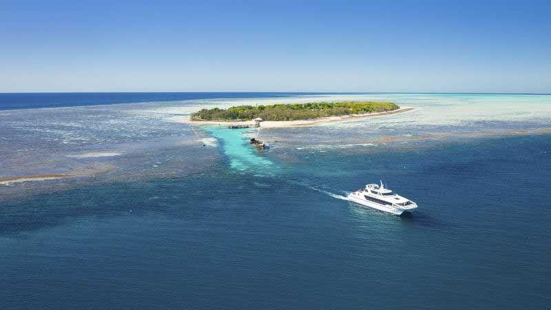Heron Island.