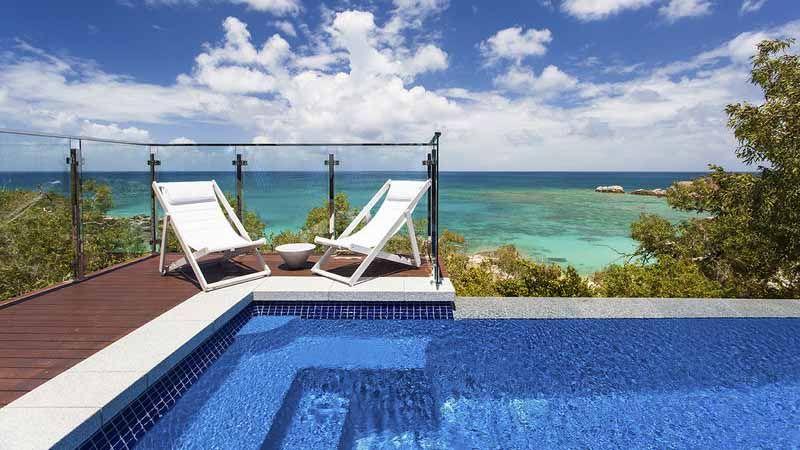 Lizard Island Resort.