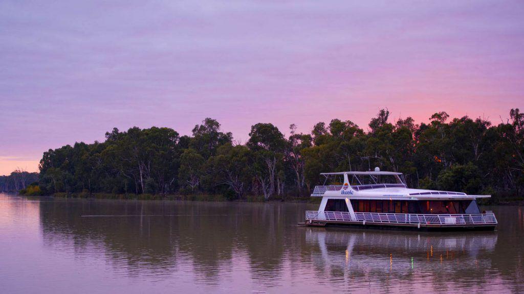 Murray River.