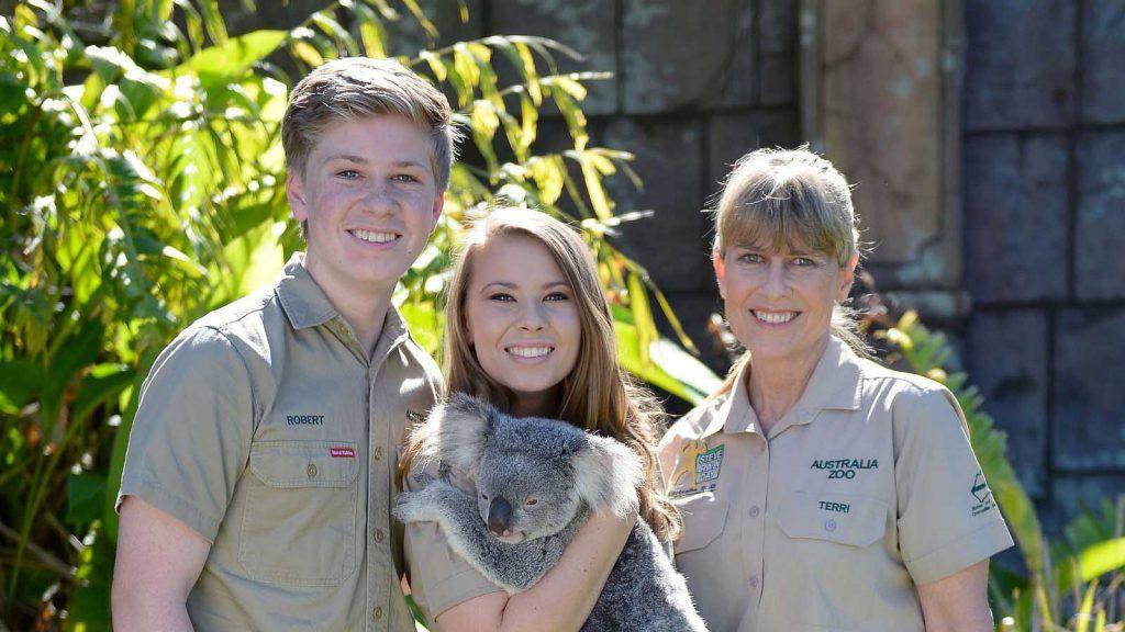 Australia Zoo.
