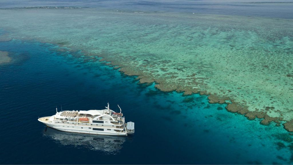 Coral Expeditions.