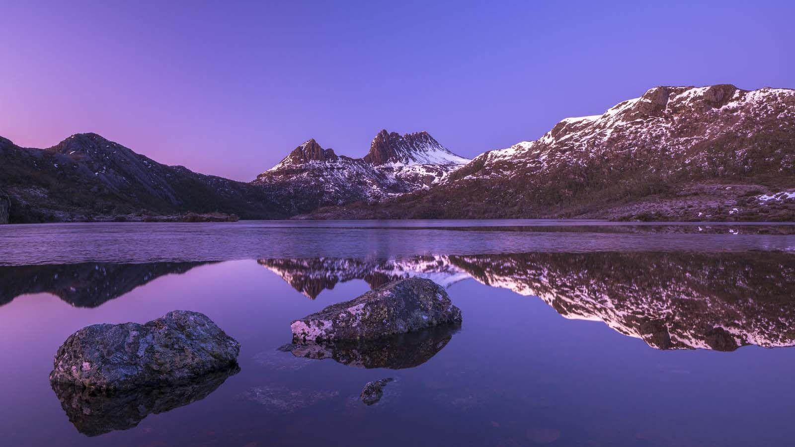 Cradle Mountain.