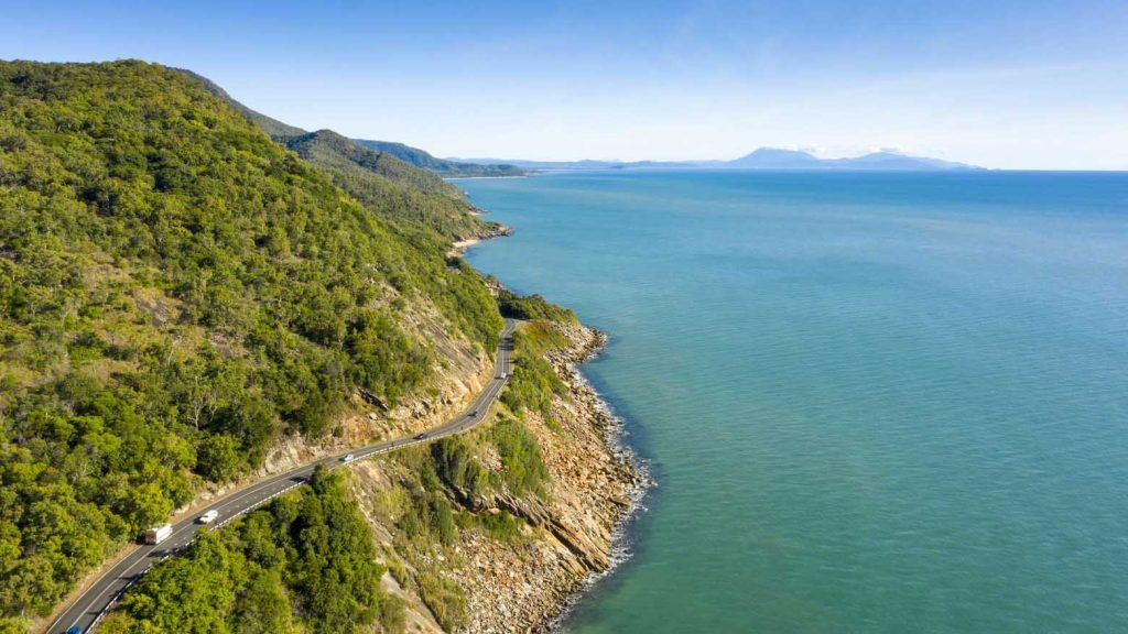 Great Barrier Reef Drive.