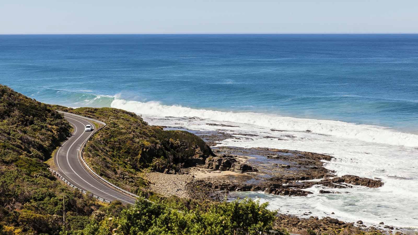 Great Ocean Road.