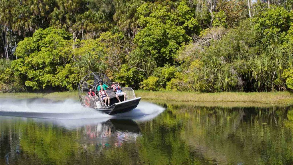 Outback Floatplane Adventure Tour.