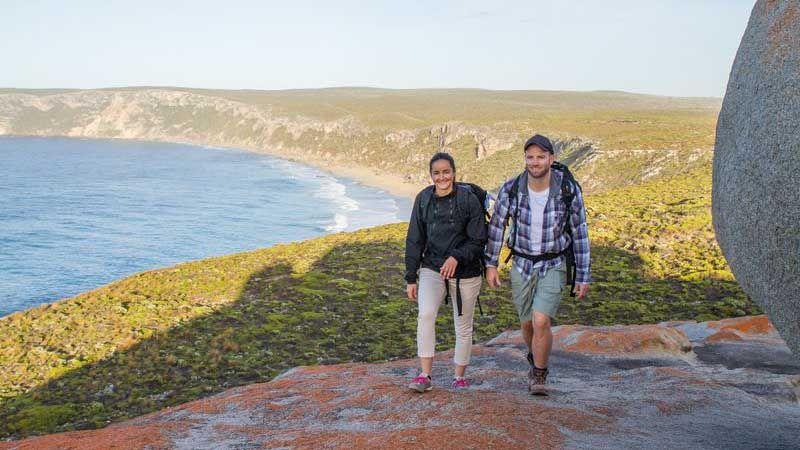 Kangaroo Island Wilderness Trail.
