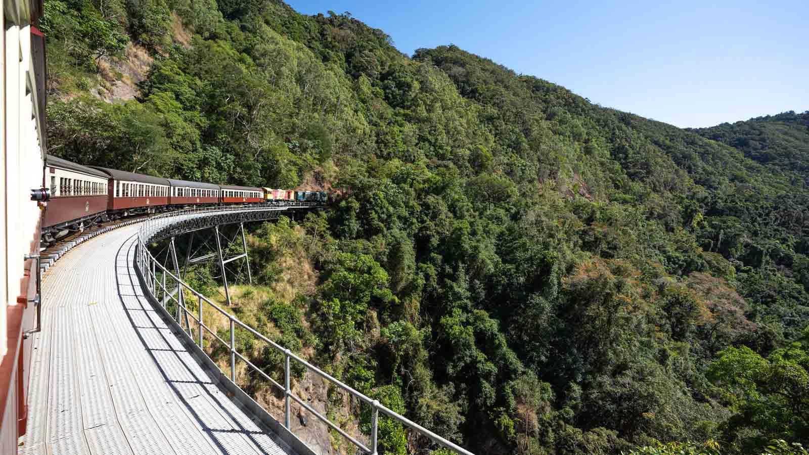 Kuranda Railway.