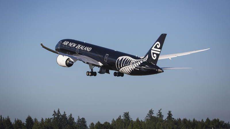 Air New Zealand.
