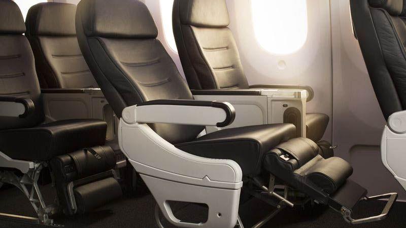 Air New Zealand - Premium Economy