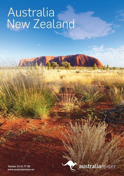 Australiareiser-katalogen.