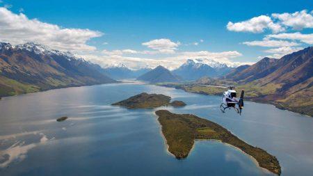 10 eventyrlige steder du må oppleve i New Zealand
